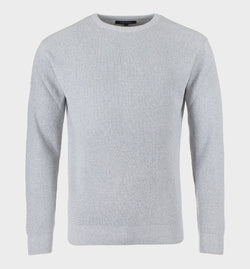 Pure Waste® Recycled Men's Waffle Knit Sweater