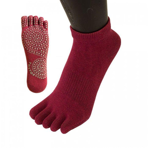 ToeToe® Anti-Slip Sole Trainer Toe Socks
