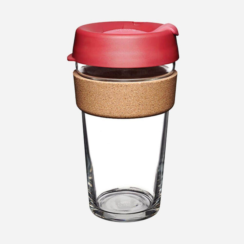 KeepCup KeepCup Brew, Cork Edition - Large - Soul Hippy