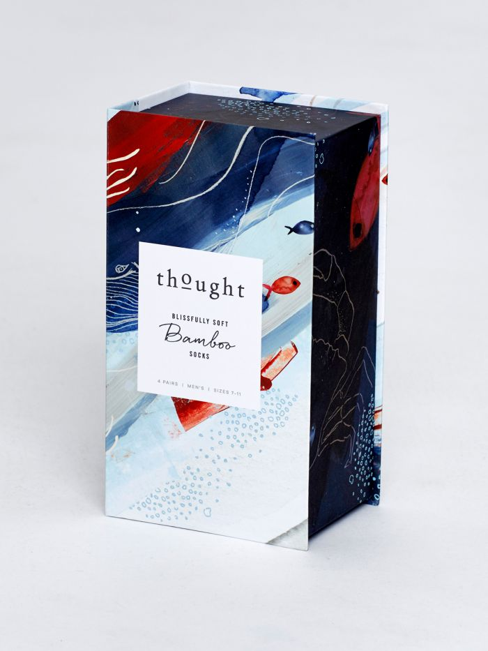 Thought® Ocean Sock Box