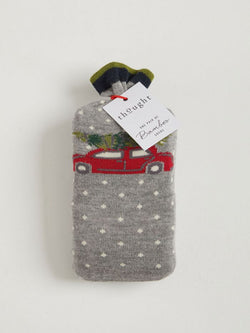 Thought® Festive Pine Socks in a Bag