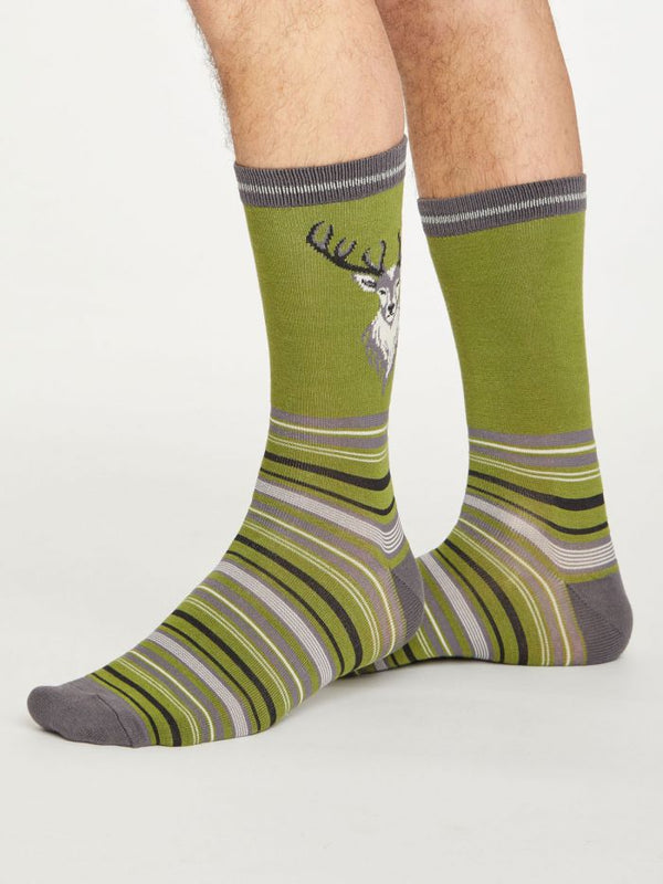 Thought® Stag Sock in a Bag