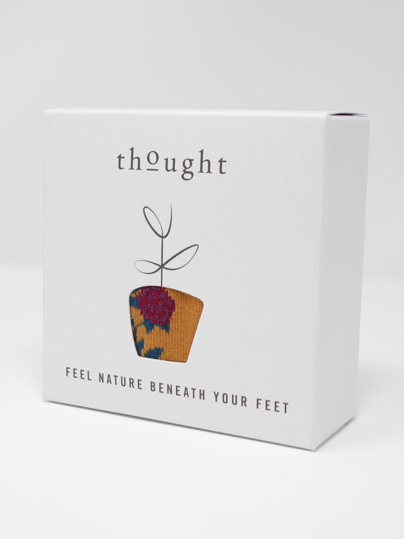 Thought® Bernice Floral Socks