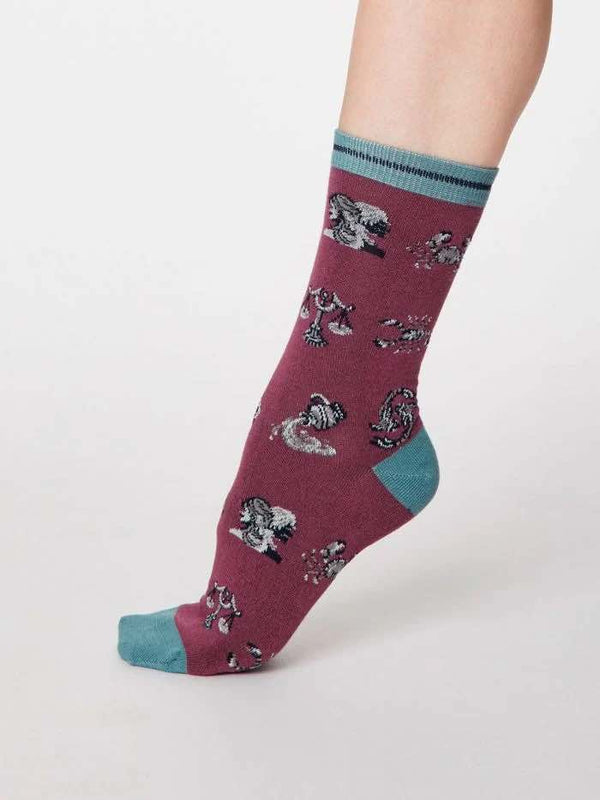 Thought® Astrology Socks