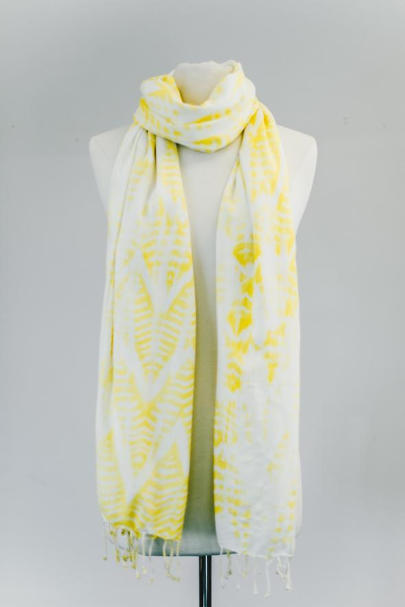 Fartun Lemon Meringue Scarf