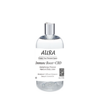 Load image into Gallery viewer, Aura Personal Space Lotions with CBD