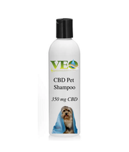 Load image into Gallery viewer, CBD Pet Shampoo 350 MG
