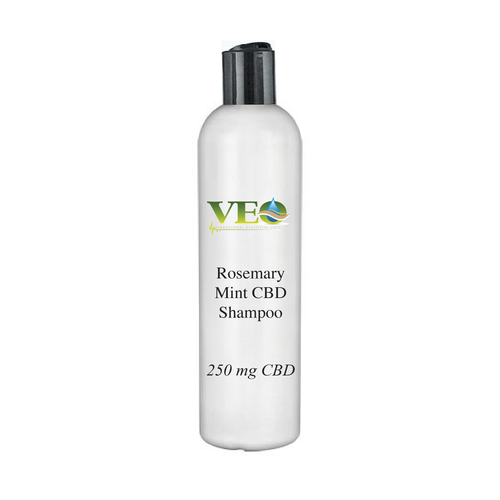 CBD Shampoo Rosemary Mint 8 oz.