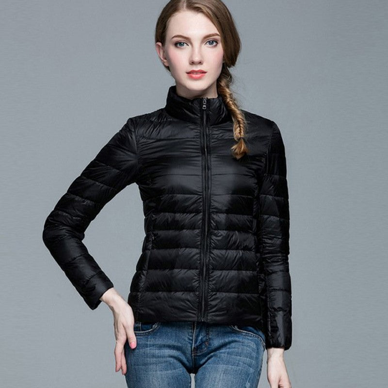 Feathershield Jacket by Nicole