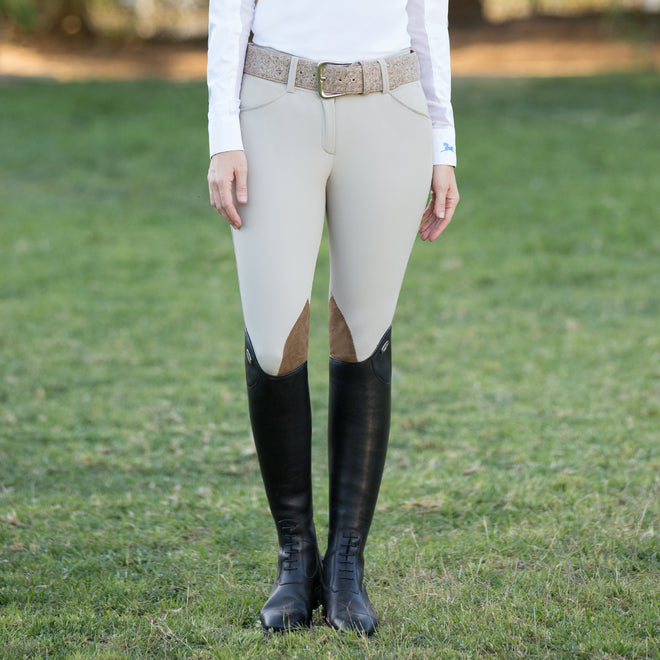Knee-Patch Breeches