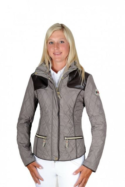 Iris Bayer Gemma Quilted Jacket