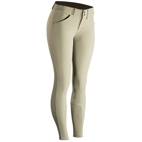 The Horze Grand Prix breeches. These horseback riding pants are great for all horseback riding occasions.