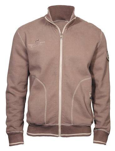 Schockemohle men's quentin sweater for the fashionable male horseback rider.