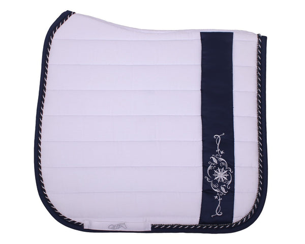 QHP Botanic Saddle Pad - Equestrian Fashion Outfitters