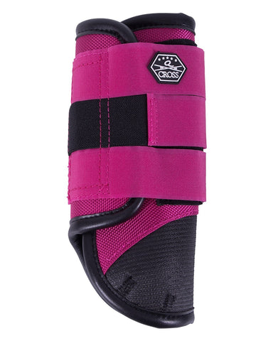QHP Eventing Front Boots - Equestrian Fashion Outfitters