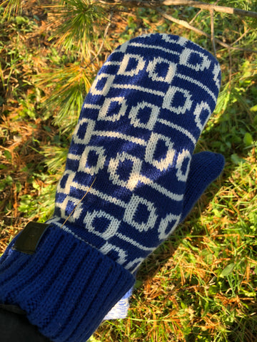 EFO Mittens - Equestrian Fashion Outfitters
