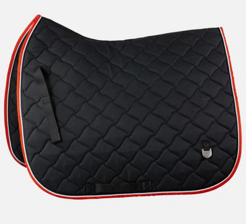 Horze Tulsa Dressage Saddle Pad - Equestrian Fashion Outfitters