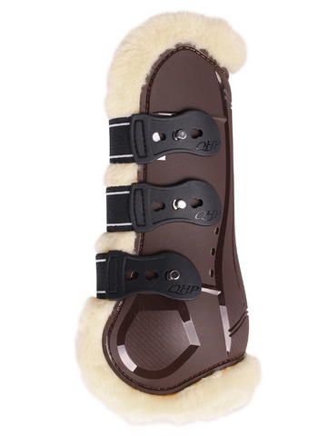 QHP Ontario Tendon Boots - Equestrian Fashion Outfitters