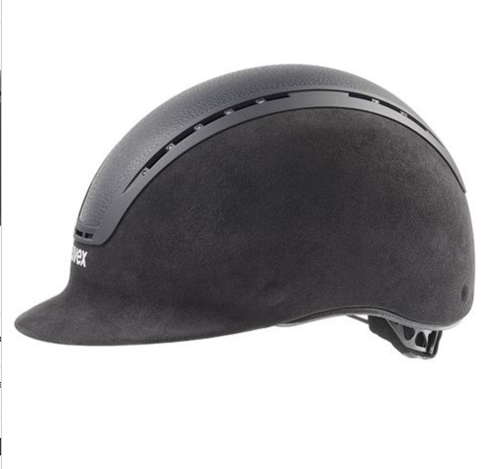 UVEX Suxxeed Luxury Helmet - Equestrian Fashion Outfitters