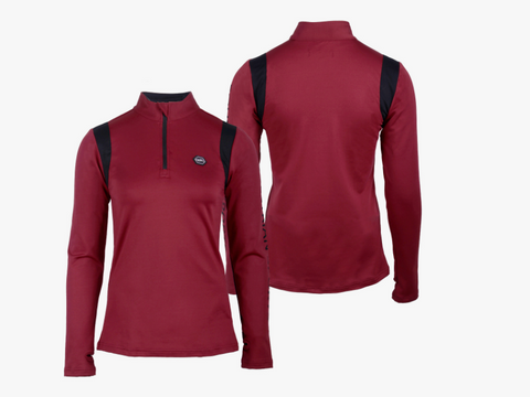 QHP Mirre Thermal Shirt - Equestrian Fashion Outfitters
