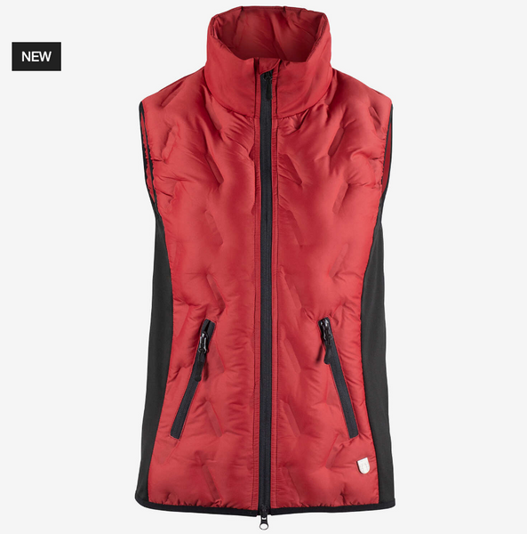 Horze Shelly Padded Vest - Equestrian Fashion Outfitters