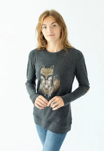 Chestnut Bay Mr. Fox Sweater - Equestrian Fashion Outfitters