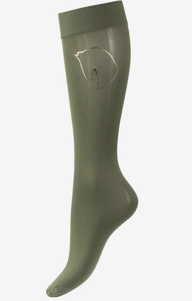 Horze Emblem Thin Riding Socks - Equestrian Fashion Outfitters