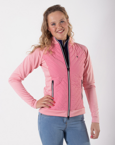 QHP Nieke Sweat Jacket - Equestrian Fashion Outfitters
