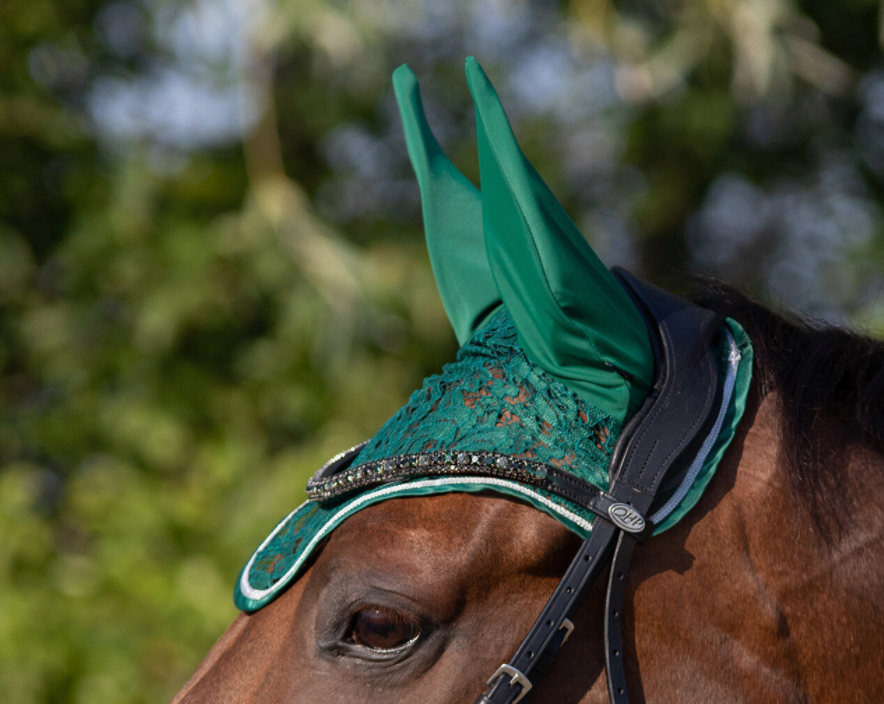 QHP Sevilla Fly Bonnet - Equestrian Fashion Outfitters