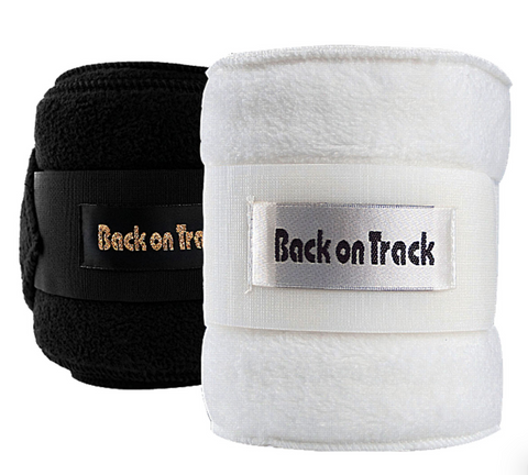 Back on Track Fleece Polo Wraps - Equestrian Fashion Outfitters