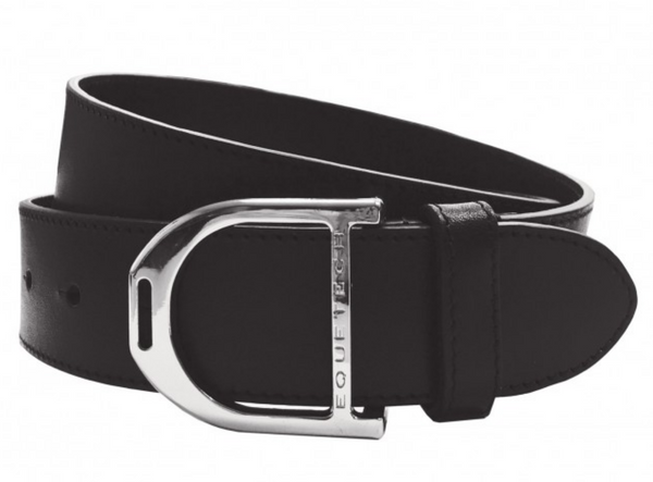 Equetech Leather Belt - Equestrian Fashion Outfitters