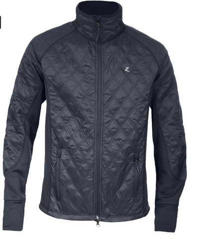 The Horze Maxwell mens horseback riding jacket for the male fashionable horseback rider.