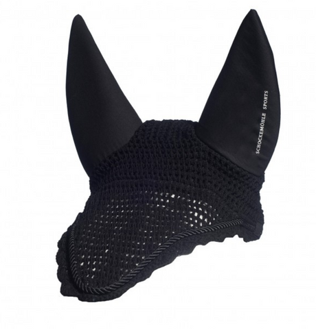 Schockemohle SILENT Fly Bonnet - Equestrian Fashion Outfitters