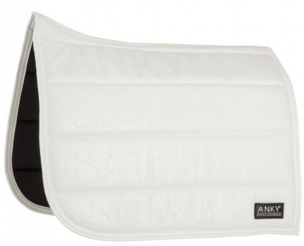 ANKY dressage saddle pads for horseback riders and equestrians. Saddle pads for the horse by ANKY technical solutions.