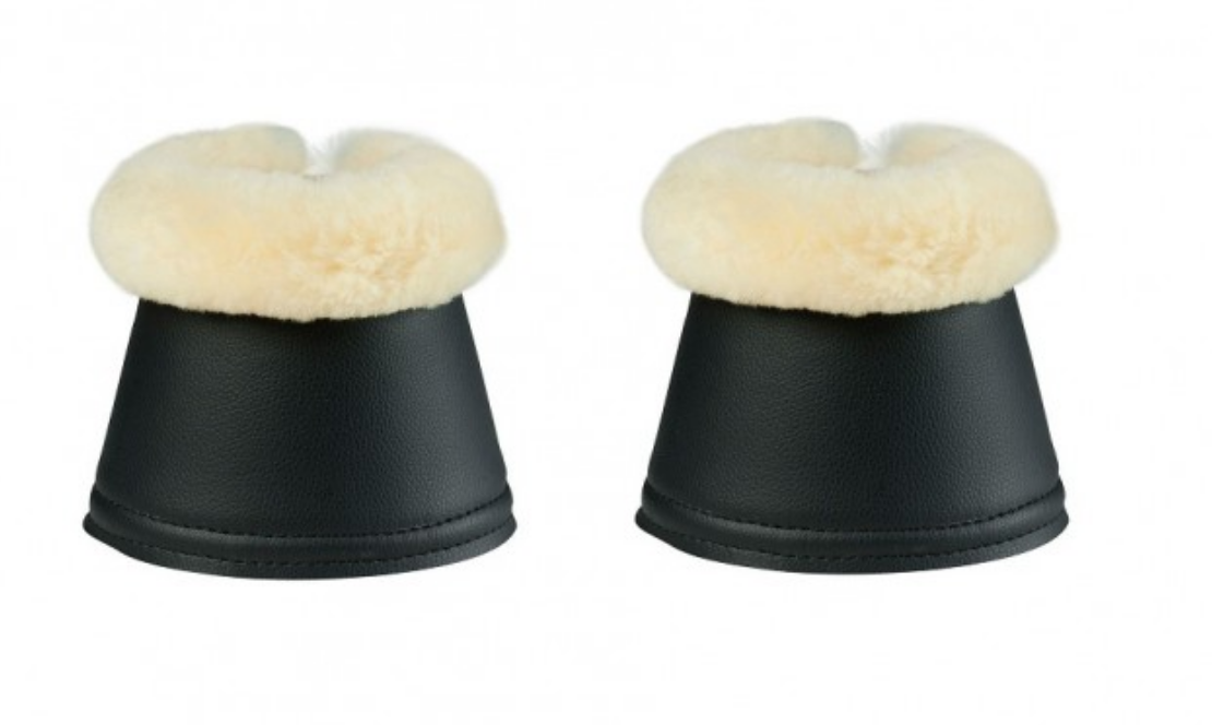 Sheepskin Bell Boots - Equestrian Fashion Outfitters