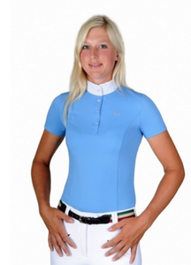 Iris Bayer Short Sleeve Crown Show Shirt