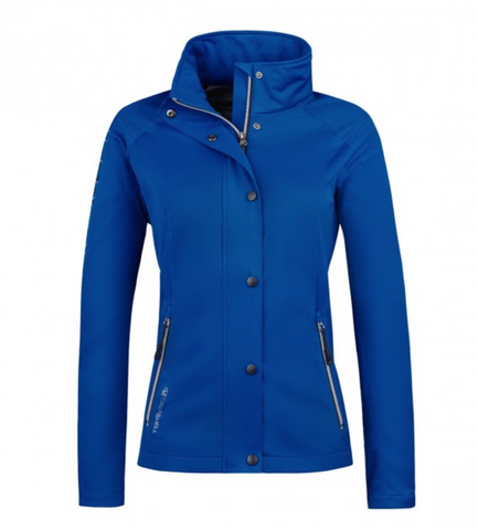 Cavallo International stylish clothing for equestrians. This horseback riding jacket and horse clothing is perfect for waterproof riding.