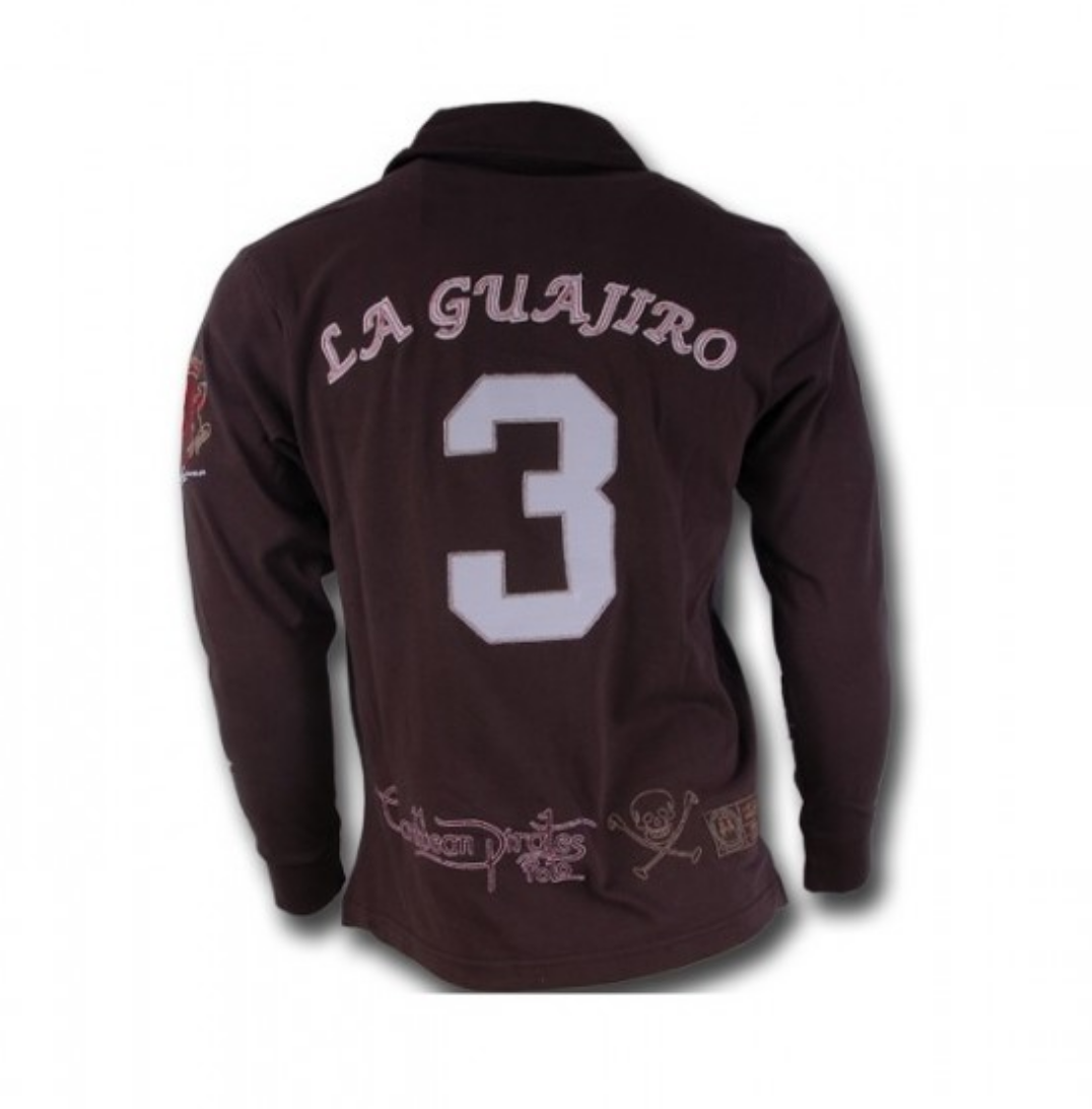 La Guajiro Men's Polo Shirt - Equestrian Fashion Outfitters