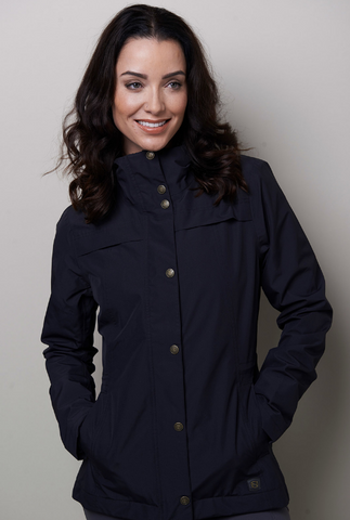 Noble Outfitters Cheval Rain Jacket - Equestrian Fashion Outfitters