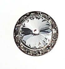 Load image into Gallery viewer, Magnetic Swarovski Crystal Stock Pin