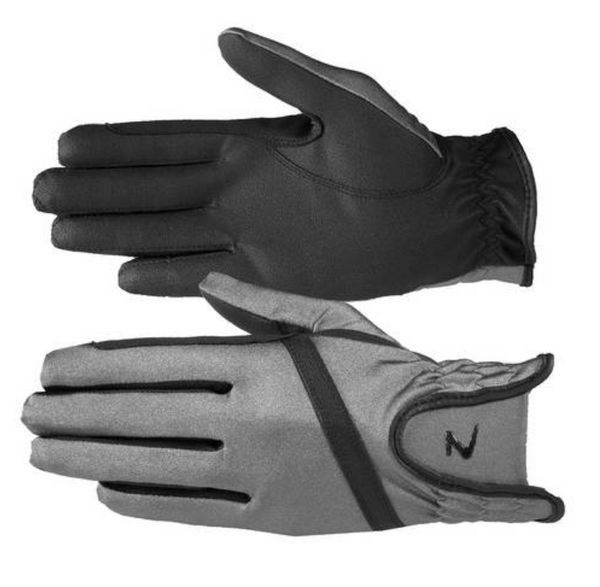 The horze evelyn horseback riding gloves for everyday horseback riding.