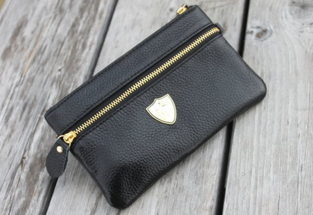 Black Knight Rider Wristlet - Equestrian Fashion Outfitters