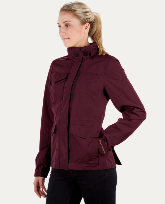 Noble Outfitters Essential Rain Jacket - Equestrian Fashion Outfitters