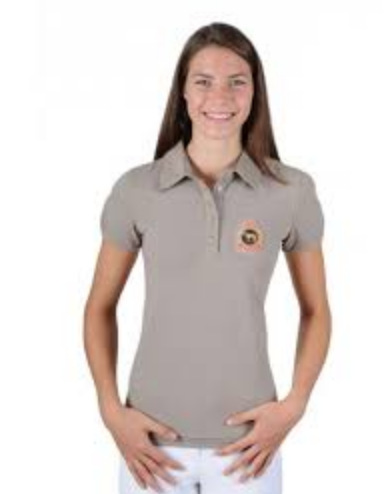 Iris Bayer Pique Caprice Polo - Equestrian Fashion Outfitters