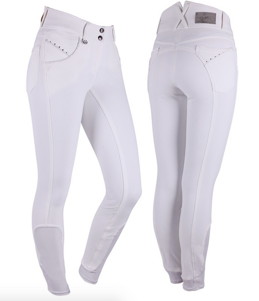 QHP Noa Anti-Slip Breeches - Equestrian Fashion Outfitters