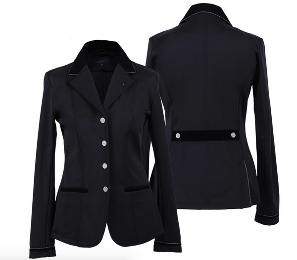 QHP Lily Competition Jacket - Equestrian Fashion Outfitters