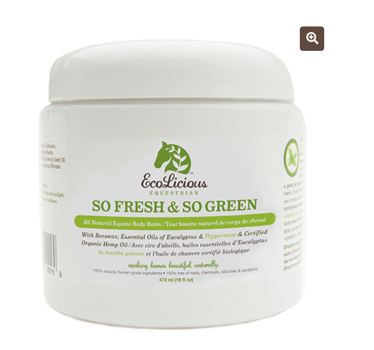 Ecolicious So Fresh and So Green Balm - Equestrian Fashion Outfitters