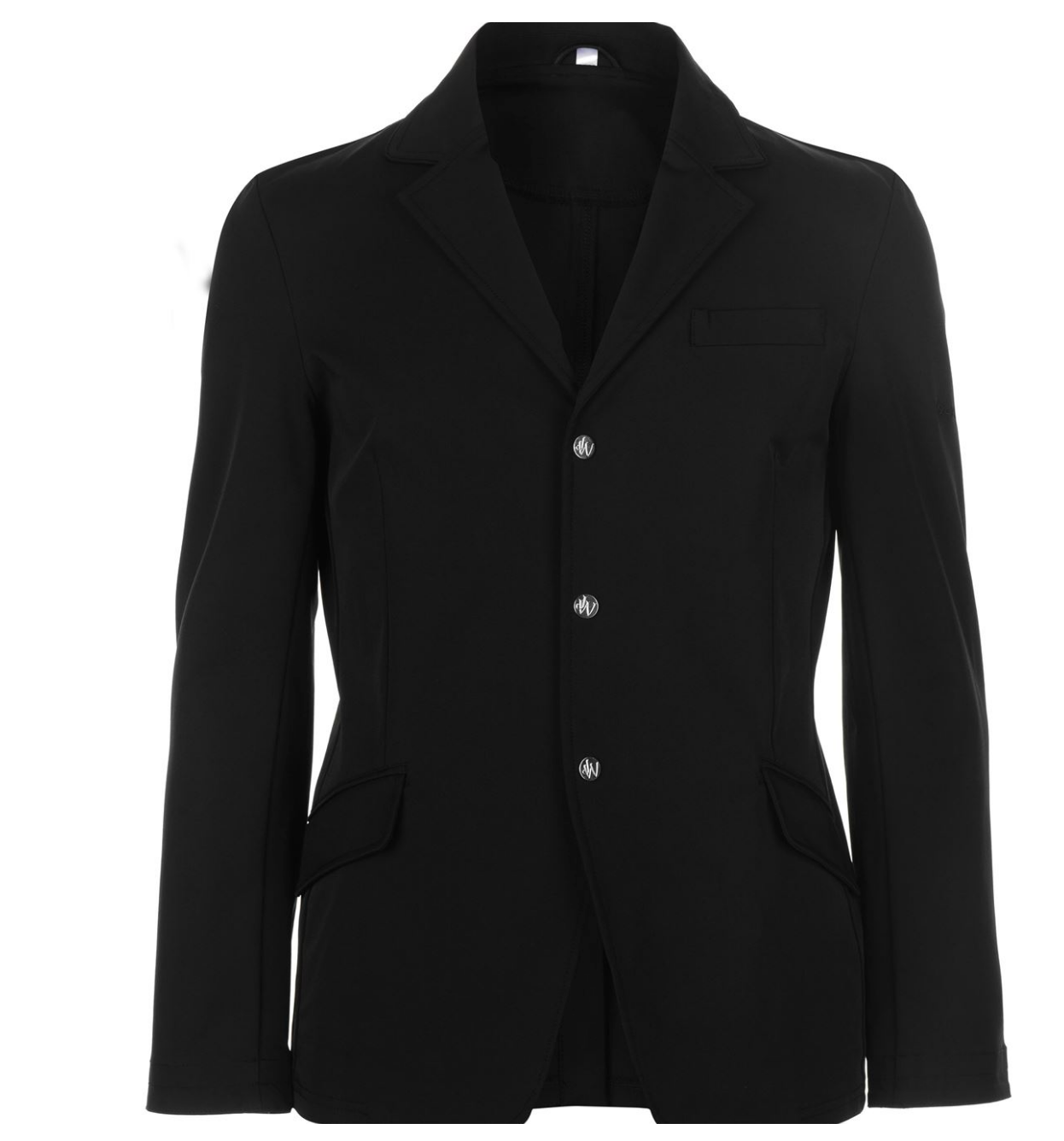 John whitaker horseback riding competition jacket is going to be great for all horseback riders. This show jacket is perfect for the stylish equestrian, in and out of the ring you will look your best.
