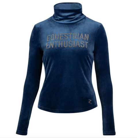 Horze Lilia Turtleneck - Equestrian Fashion Outfitters