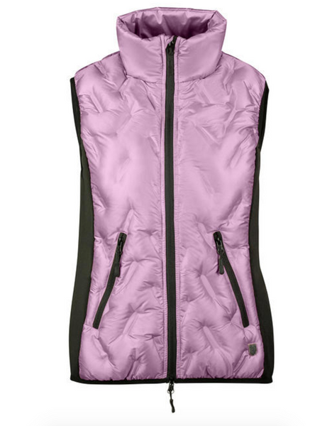Horseback riding vest for fall and winter by Horze Equestrian.